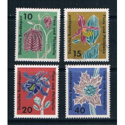 1963 - Germania Flora e Filatelia MNH/**