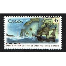 1997 Canada congiunta (joint iusse) italia Giovanni Caboto