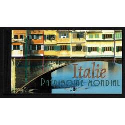 2002 ONU congiunta Italia libretto Patrimonio mondiale