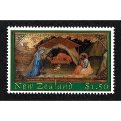 2002 Nuova Zelanda congiunta Vaticano (joint iusse) MNH