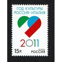 2011 Russia congiunta (joint iusse) Italia scambio culturale