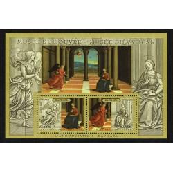 2005 Francia congiunta (joint iusse) Vaticano Musei foglietto