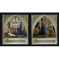 2013 Aland congiunta (joint iusse) Vaticano Natale