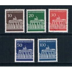 1966 Germania Porta di Brandeburgo MNH/**