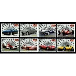 2007 Nevis 60° Ferrari serie MNH/**