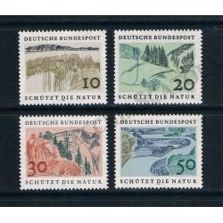 1969 Germania Difesa della Natura MNH/**