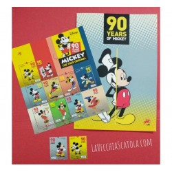 2018 Portogallo Mickey Mouse Disney Kit completo