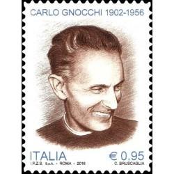 2016 morte di Carlo Gnocchi MNH