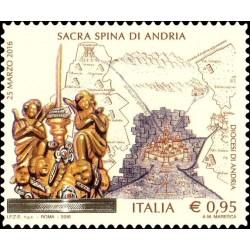 2016 Sacra Spina di Andria MNH