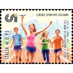2016 Centro sportivo italiano MNH