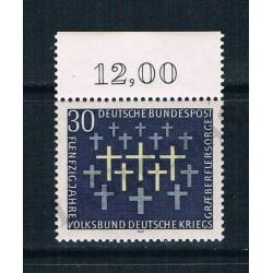 1936 - Germania Cimiteri Militari con Bordo foglio MNH/**