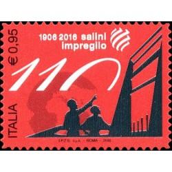 2016 fondazione del gruppo Salini Impregilo MNH