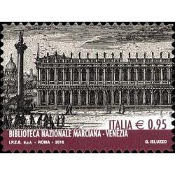 2016 Biblioteca nazionale marciana, Venezia MNH