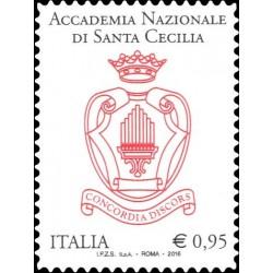 2016 Accademia nazionale di santa Cecilia MNH