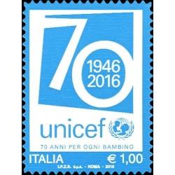 2016 istituzione dell'UNICEF MNH