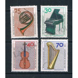 1973 Germania Strumenti Musicali MNH/**