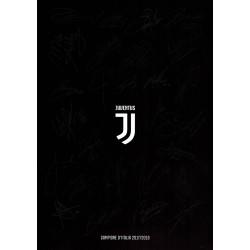 2018 Folder Juventus Campione 2017-2018 Scudetto