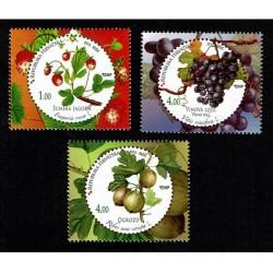2010 Croazia Frutta tradizionale croata