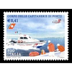 2001 Corpo delle capitanerie porto MNH/**