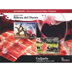 2018 Spagna Unusual Stamp aroma prosciutto Guijuelo