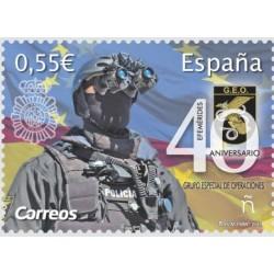 2018 Spagna Gruppo Operazioni Speciali