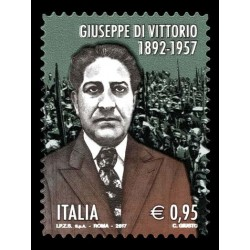 2017 anniversario morte di Giuseppe di Vittorio