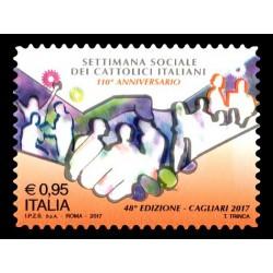 2017 Settimana sociale dei cattolici italiani