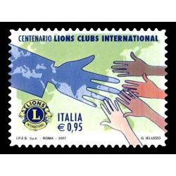 2017 fondazione del Lions clubs international
