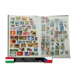 Raccolta Ungheria + Cecoslovacchia su classificatore