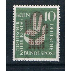 1956 Germania Cattolici Tedeschi MNH/**