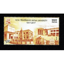 2018 India Anniversario dell'università di Patna