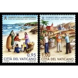 2016 Vaticano Giubileo della misericordia