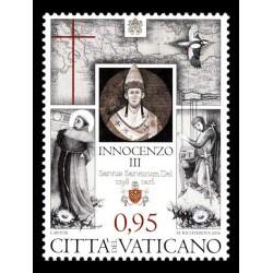 2016 Vaticano Papa Innocenzo III
