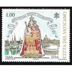 2016 Vaticano elezione della Vergine Maria congiunta Lussemburgo