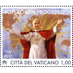 2017 Vaticano enciclica Populorum Progressio