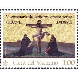 2017 Vaticano riforma protestante