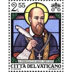 2017 Vaticano S.Francesco di Sales