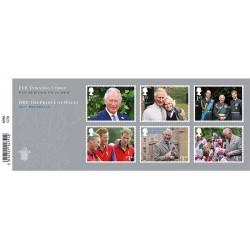 2018 Gran Bretagna 70° compleanno Carlo principe di Galles