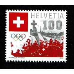 2018 Svizzera olimpiadi invernali Pyeongchang