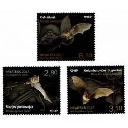 2017 Croazia Fauna locale - I Pipistrelli