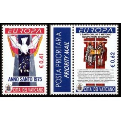 2003 Vaticano serie Europa (PostEurop)