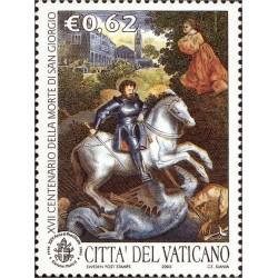 2003 Vaticano morte di San Giorgio