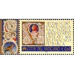 2004 Vaticano nascita di Francesco Petrarca