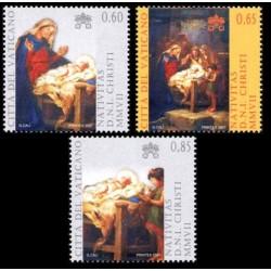 2007 Vaticano Emissione tematica per il Natale