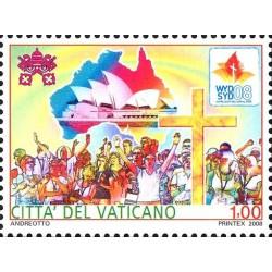 2008 Vaticano Giornata mondiale della gioventù