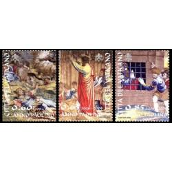 2008 Vaticano Anno Paolino - serie 3v.