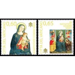2009 Vaticano Emissione per il Natale