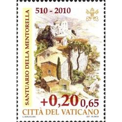 2010 Vaticano madre delle grazie della Mentorella + Pro Haiti