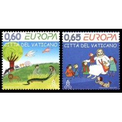 2010 Vaticano Emissione Europa (PostEurop)