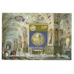 2010 Vaticano biblioteca apostolica vaticana Unusual minilibro